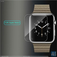0.2mm Arc Edge Tempered Glass Screen Protector for Apple Watch
