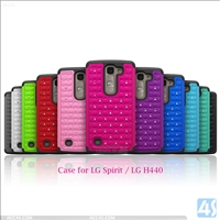 PC Silicone Hard Case for LG H440