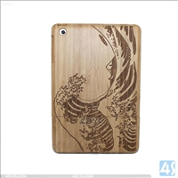 Wood Hard Case for iPad Air