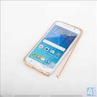 Metal Bumper + TPU Cover for Samsung Galaxy S6(SM-G925F)