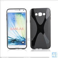 X type TPU Case for Samsung A8
