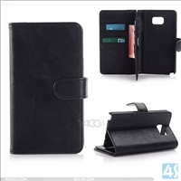 PU Leather Card Slot Wallet Case for Samsung Galaxy Note 5/N920