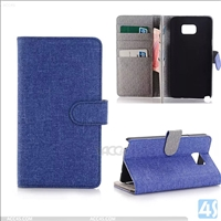 Jean Card Slot Wallet Case for Samsung Galaxy Note 5/N920
