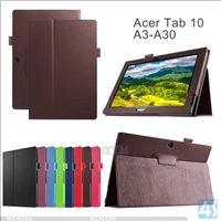 PU Leather Stand Case Cover for Acer A3 A30