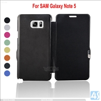 PU Leather PC Magnetic Phone Case Cover for SAMSUNG Galaxy NOTE 5 /N920