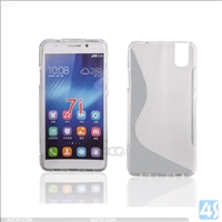 S style TPU case For HuaWei 7I