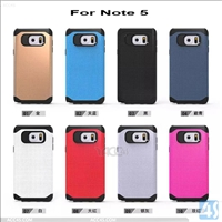 PC TPU slim armor case for SAMSUNG Galaxy NOTE 5 /N920