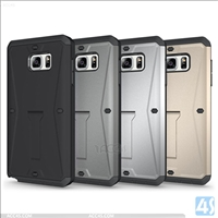 Tank PC TPU Kickstand Heavy Duty Case Cover for SAMSUNG  Galaxy NOTE 5 /N920