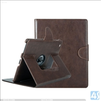 360 Rotation PU Leather Flip Case Cover for APPLE iPad 4/3/2