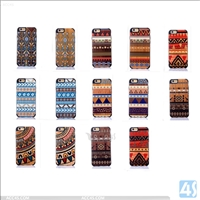 Wood Hard Phone Case for iPhone 6