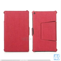 "Hot Setting PU Leather Case for AMAZON New Fire 8""(2015)"