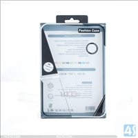 Plastic Retail Package Box for Apple ipad 4 3 2