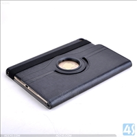 Rotating Leather Case for iPad 2/3/4