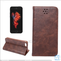 PU Leather Case for iPhone SE/ 5/ 5S