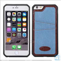 Jean TPU Back Cover for Apple iPhone 6S Plus