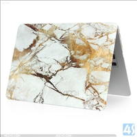 Printed Marble Case for Macbook Air 12