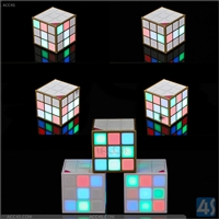 Magic Cube Bluetooth Speaker