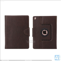 PU Leather Rotation Case for Apple iPad Pro 9.7
