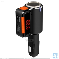 Bluetooth Phone Holder Car Charger