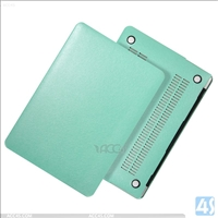 Double Side PU Leather PC Case for APPLE MacBook Air 12