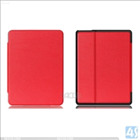 Tri Fold PU Leather Case for AMAZON Kindle Oasis