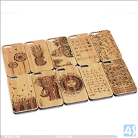 PC Bamboo Case for iPhone 6/ 6S
