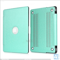PU Leather PC Case for APPLE MACBOOK AIR 12