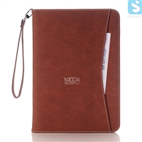 Card Slot Slim PU Leather Case for APPLE iPad air