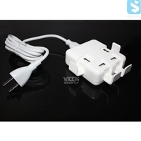 4 Port Foldable Wall Charger