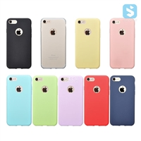 Extra Slim Colorful TPU Case for Apple iPhone 7