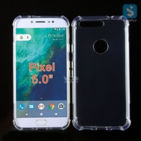 TPU Clear Shockproof Case for GOOGLE Pixel (5.0)(2016)