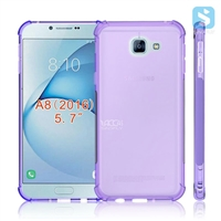 TPU Clear Shockproof Case for SAMSUNG A8 (2016)