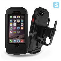 360 Degree Full Protection Waterproof Case With Bicycle Mount for iPhone 6/ 6S