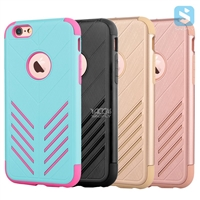 PC TPU Combo Case for iPhone 6