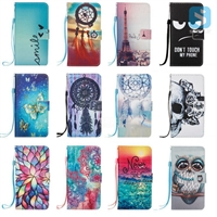Printed PU Leather Wallet Case for SAMSUNG Galaxy A5 (2017)