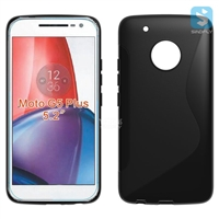 S Line TPU Case for MOTOROLA G5 Plus
