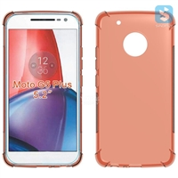 Soft TPU Anti Shock Clear Case for MOTOROLA G5 Plus