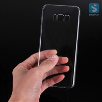 Clear Hard PC Case for SAMSUNG Galaxy S8