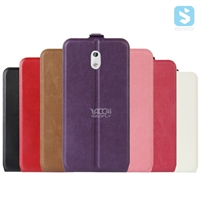 PU Leather Flip Case for Nokia 3
