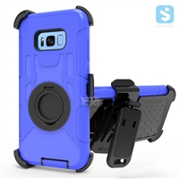 Heavy Duty Belt Clip Case for Samsung Galaxy S8