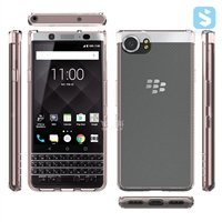 Colorful Bumper Clear Back Cover for BlackBerry Mercury
