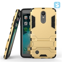 PC TPU 2in1 Kickstand Case for LG K8 (2017)