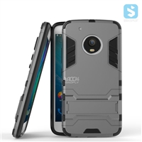 PC TPU 2in1 Kickstand Case for MOTOROLA G5 Plus