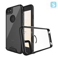 TPU Acrylic Gummy Case for iPhone 7