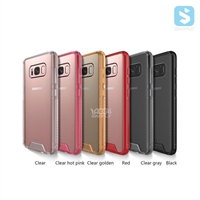TPU Acrylic Bumper Case for SAMSUNG Galaxy S8+ /S8 Plus
