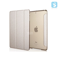 TriFold Glitter PC case for iPad 2/3/4