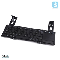Touch Pad Foldable Stand Bluetooth Keyboard