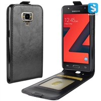 PU Leather Flip Case for SAMSUNG Z4