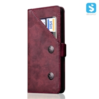 Classic PU Leather Wallet Case for SAMSUNG Galaxy Note 8