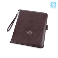 Hand Strap Card Slot Stand Case for iPad 4/3/2